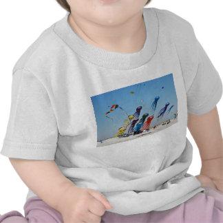 Lots of Octopi Tee Shirts