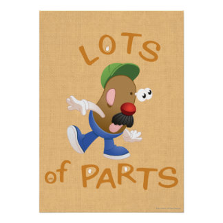 Lots of Parts Poster