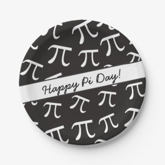 Lots of Pi - Math - Happy Pi Day Paper Plate