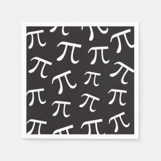 Lots of Pi - Pi Day - Math Themed Party Supplies Disposable Napkin