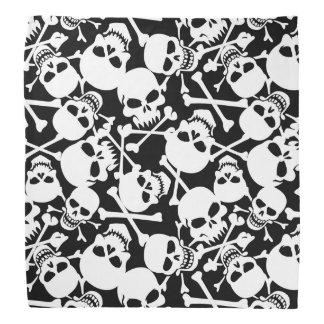 Lots of skulls kerchiefs