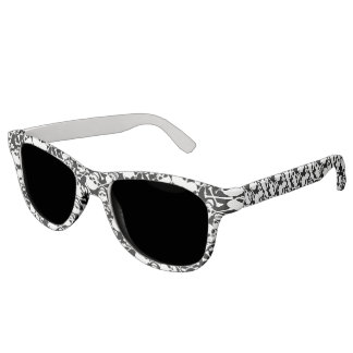 Lots of skulls sunglasses