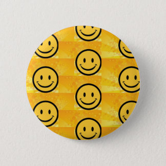 Lots of Smiley Faces 2 Inch Round Button