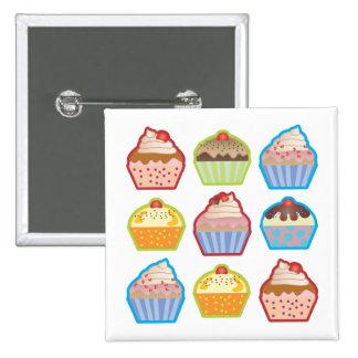 Lotsa Cupcakes Button