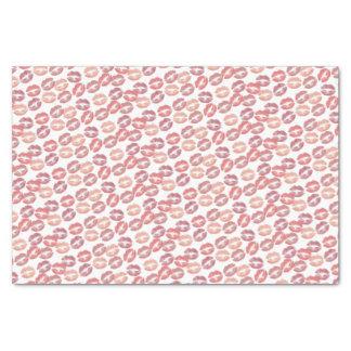 Lotsa Kisses in Rose Golds Tissue Paper