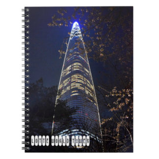 Lotte World Tower Notebook