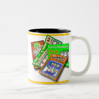 Lottery Scratch-Off Mug
