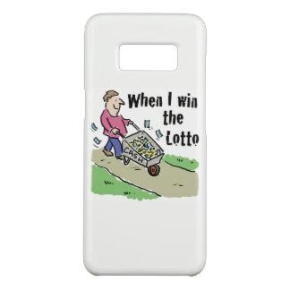 Lottery Winning Design Man with Barrow of Cash Case-Mate Samsung Galaxy S8 Case