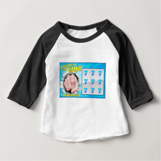 Lotto Scratchcard Baby T-Shirt