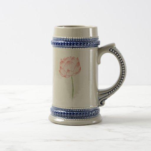 Lotus Art Mug