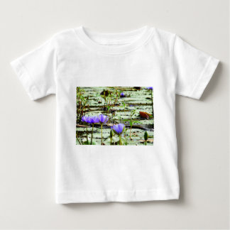LOTUS BIRD RURAL QUEENSLAND AUSTRALIA BABY T-Shirt