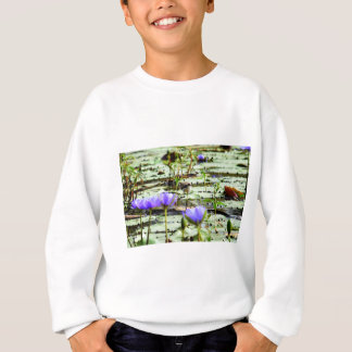 LOTUS BIRD RURAL QUEENSLAND AUSTRALIA SWEATSHIRT