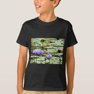 LOTUS BIRD RURAL QUEENSLAND AUSTRALIA T-Shirt