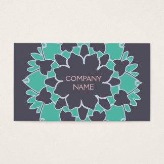 Lotus Blossom Business Card