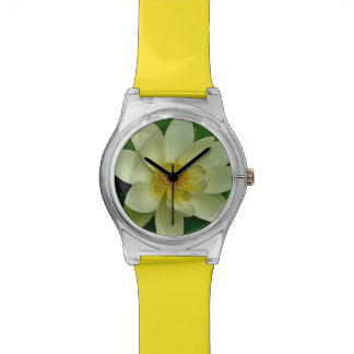 Lotus Blossom Wrist Watches