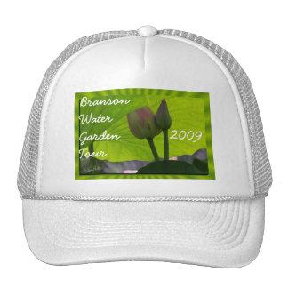 Lotus Cap-customize Trucker Hat