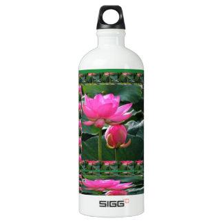 LOTUS : Chakra Rose Pink Green Garden