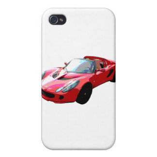 Lotus Elise iPhone 4 Cases