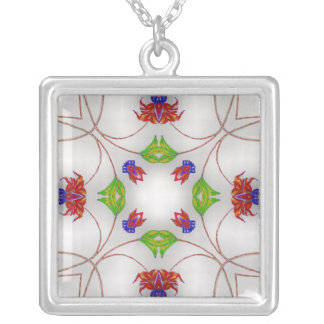 Lotus Fire Necklace