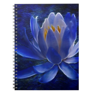 Lotus flower and its meaning notebook