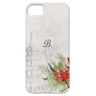 Lotus Flower Case For The iPhone 5