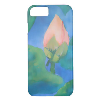 Lotus Flower Case-Mate iPhone Case