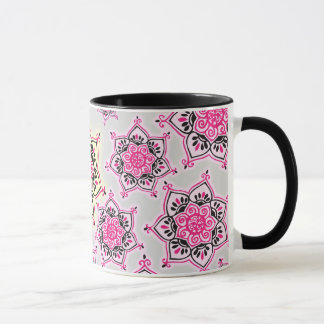 Lotus Flower Coffee Mug
