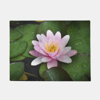 Lotus Flower Doormat