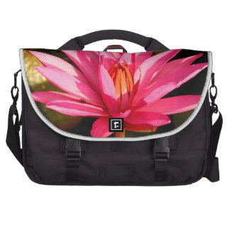 Lotus Flower in the Nature Laptop Commuter Bag
