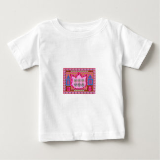 LOTUS Flower : Intuitive Art - Pearls, Jewels Shirts