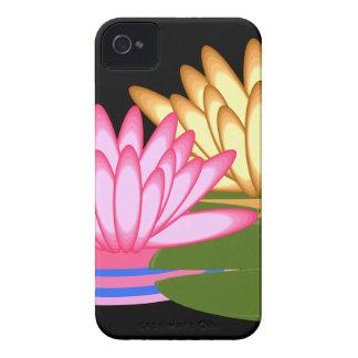 Lotus flower iPhone 4 covers