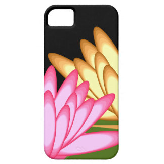 Lotus flower iPhone 5 case