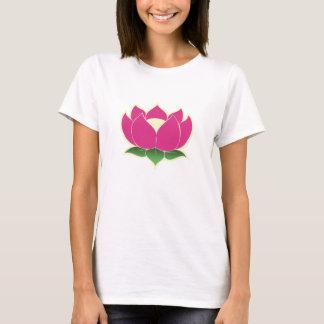 Lotus Flower Ladies Shirt