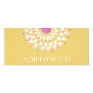 Lotus Flower Massage Therapy Gift Certificate