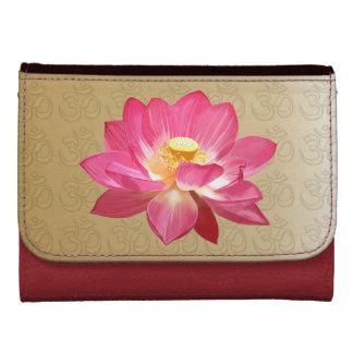 Lotus Flower OM Wallet