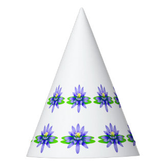 Lotus Flower Party Hat