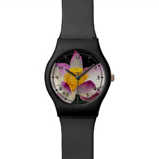 Lotus Flower Photography Great Yoga Om Gift! Wrist Watches