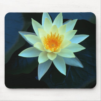 Lotus Flower Power Mouse Pad