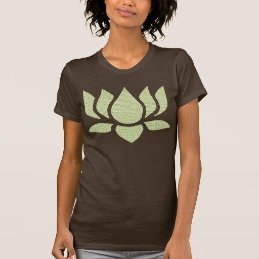 lotus flower symbol tees