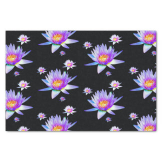 Lotus Flower Tissue Paper