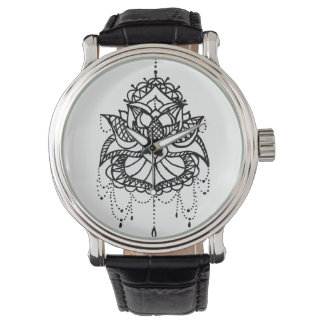 Lotus Flower Watch