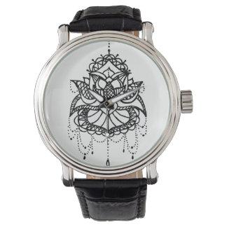 Lotus Flower Watches