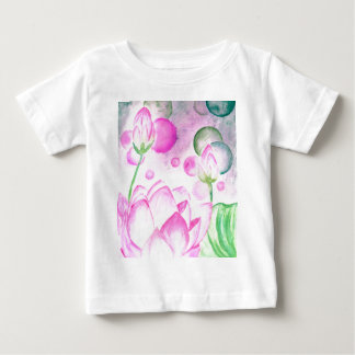 Lotus Flower Watercolor 3 T Shirt