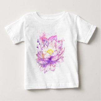 Lotus Flower Watercolor 4 T-shirts