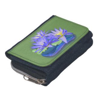 lotus flowers wallets