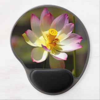Lotus Gel Mousepad