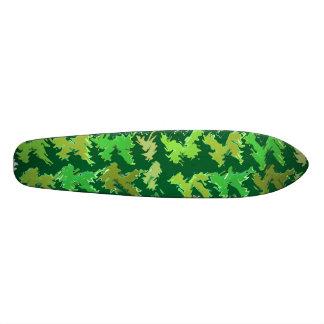 LOTUS Gold Leaf Skate Boards