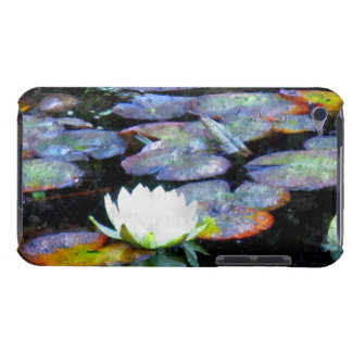 Lotus Hearts iPod Touch Case-Mate Case