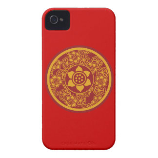 Lotus icon iPhone 4 Case-Mate cases