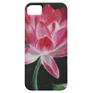 Lotus iPhone SE + iPhone 5/5S, Barely There iPhone 5 Case